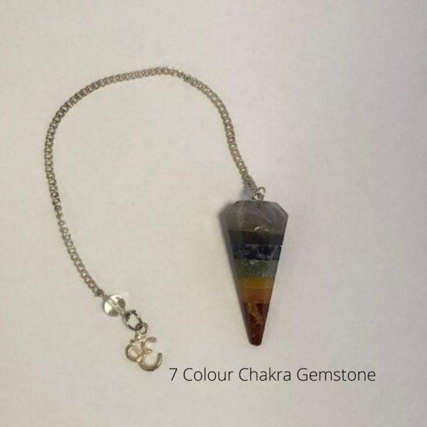 7 Colour Chakra Gemstone