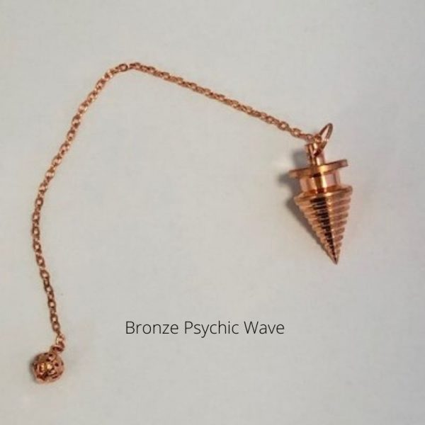Bronze Psychic Wave