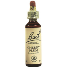 Bach Flower Remedies Cherry Plum