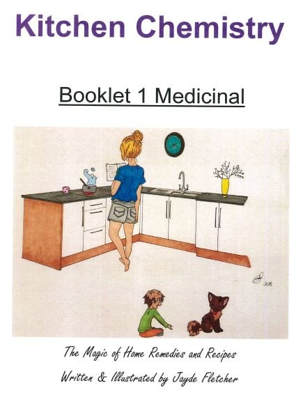 Kitchen Chemistry Booklet 1