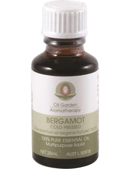 Oil Garden Bergamot 25ml Aromatherapy Oil
