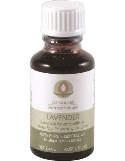 Oil Garden Lavender 25ml Aromatherapy Oil