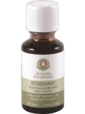 Oil Garden Rosemary 25ml Aromatherapy Oil