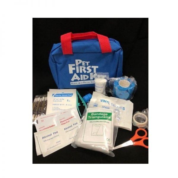 Pet First Aid Kit 4