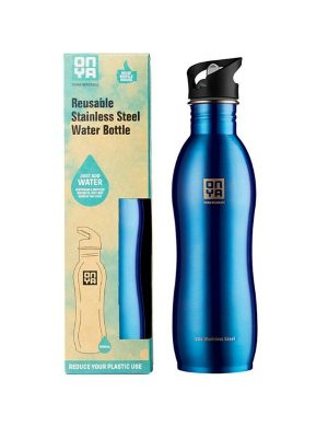 Water Bottle Blue 1000ml