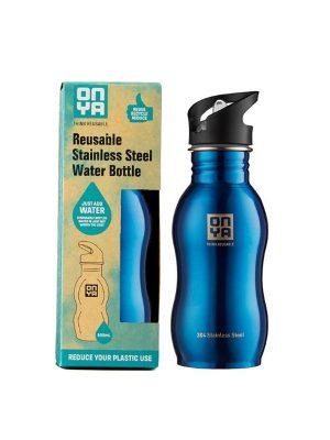 Water Bottle Blue 500ml